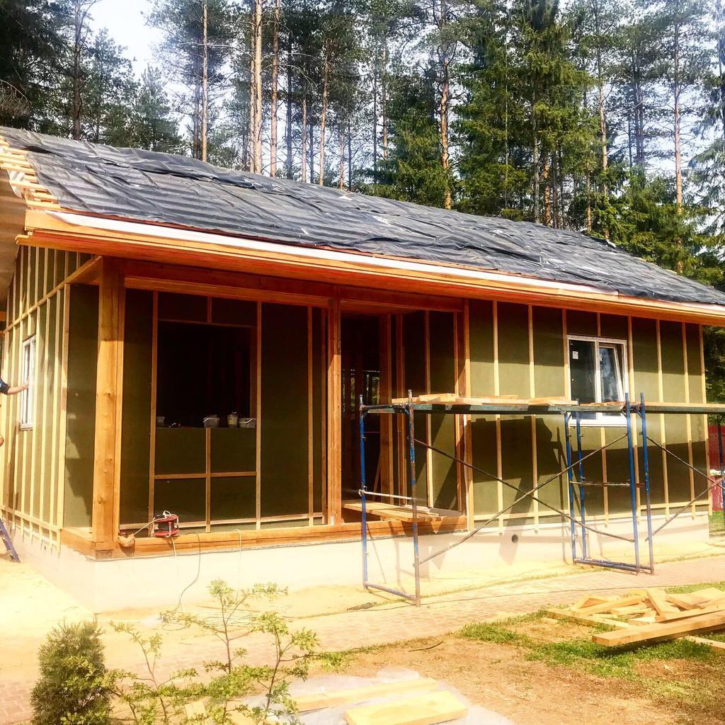 Классические финские дома серии «Аврора»